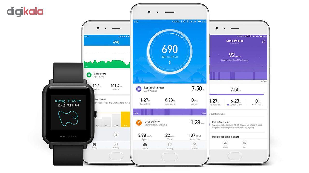 ساعت هوشمند امیزفیت مدل Bip Lite main 1 4
