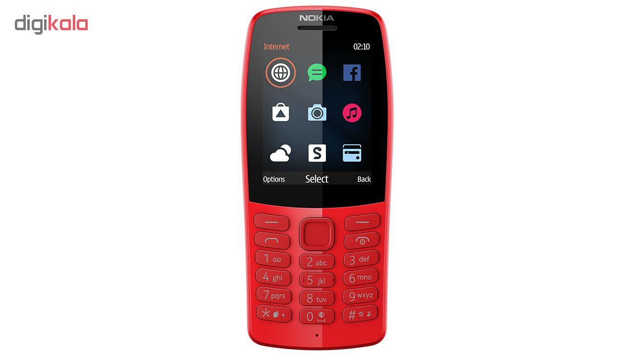 گوشی موبایل نوکیا مدل 210 دو سیم کارت - با برچسب قیمت مصرف کننده
