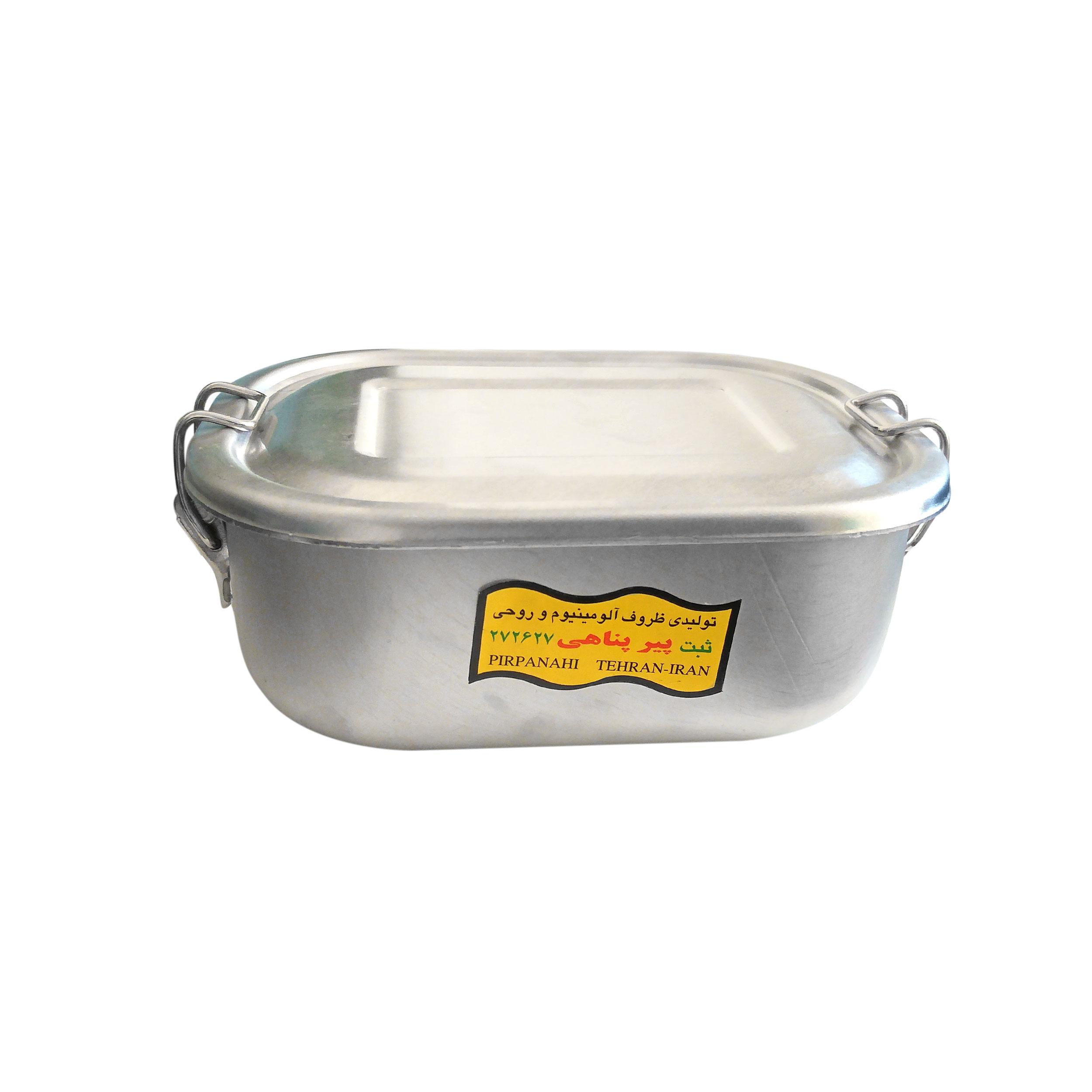ظرف غذا پیرپناهی کد P02