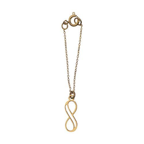 آویز ساعت طلا 18 عیار زنانه میو استار مدل WTC173