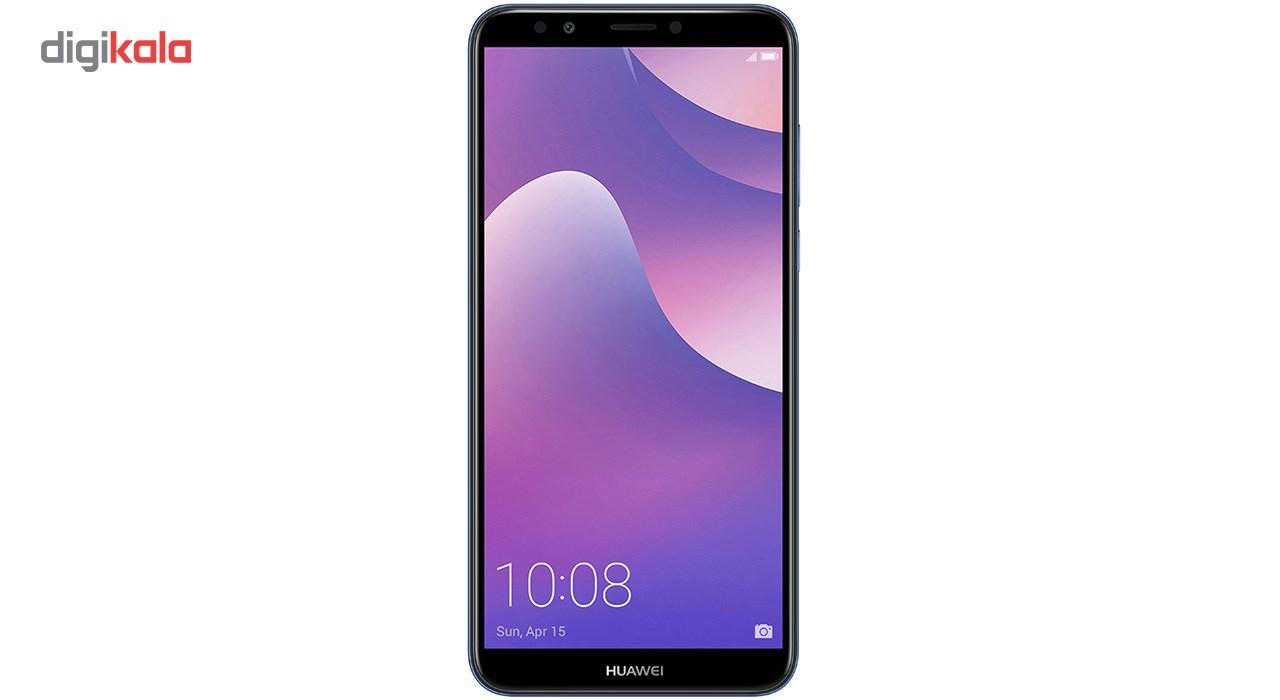 گوشی موبایل هوآوی مدل Y7 Prime 2018 دو سیم کارت - با برچسب قیمت مصرفکننده                             Huawei Y7 Prime 2018 Dual SIM Mobile Phone