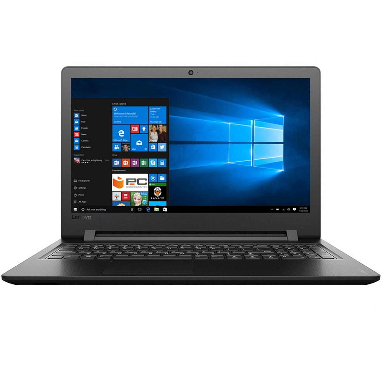 لپ تاپ 15 اینچی لنوو مدل Ideapad 110 - PC