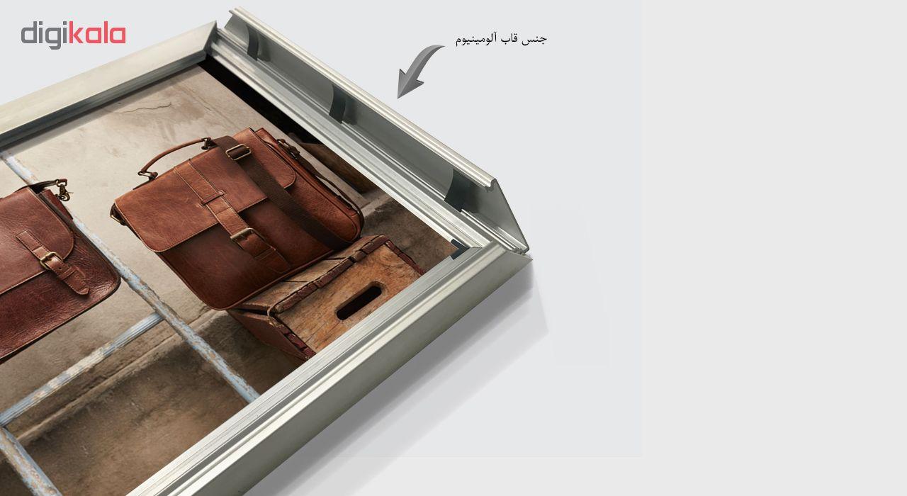 قیمت                      تابلو لایت باکس مدل SS کد 70100