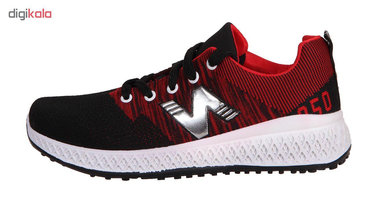 کفش مخصوص پیاده روی مردانه کد 7-F903
