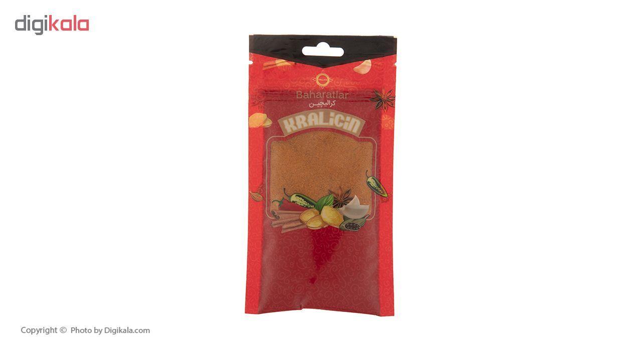 پودر فلفل قرمز کرالیچین مقدار 50 گرم main 1 1