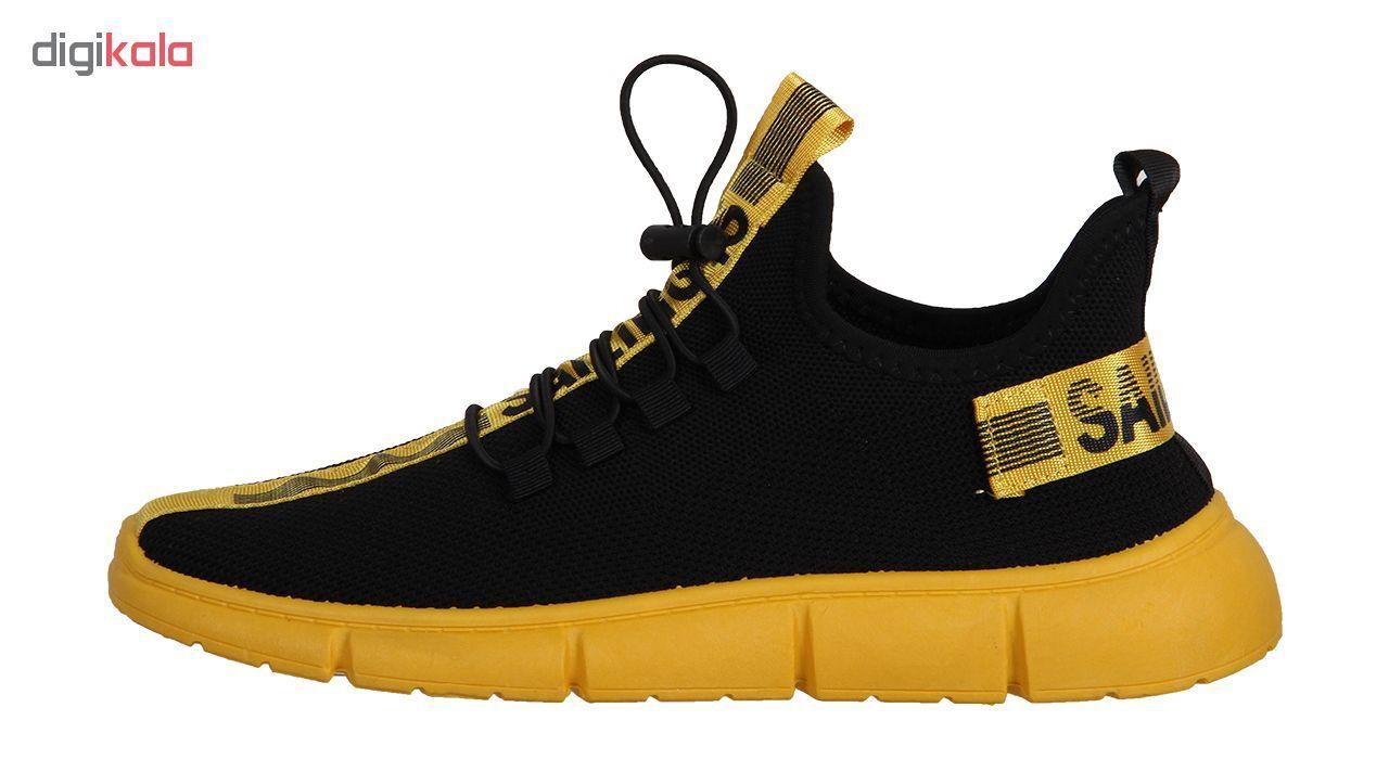 کفش مخصوص پیاده روی مردانه کد 19-1001-19