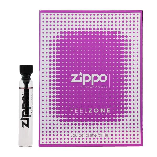 عطر جیبی زنانه زیپو مدل Feelzone حجم 2 میلی لیتر