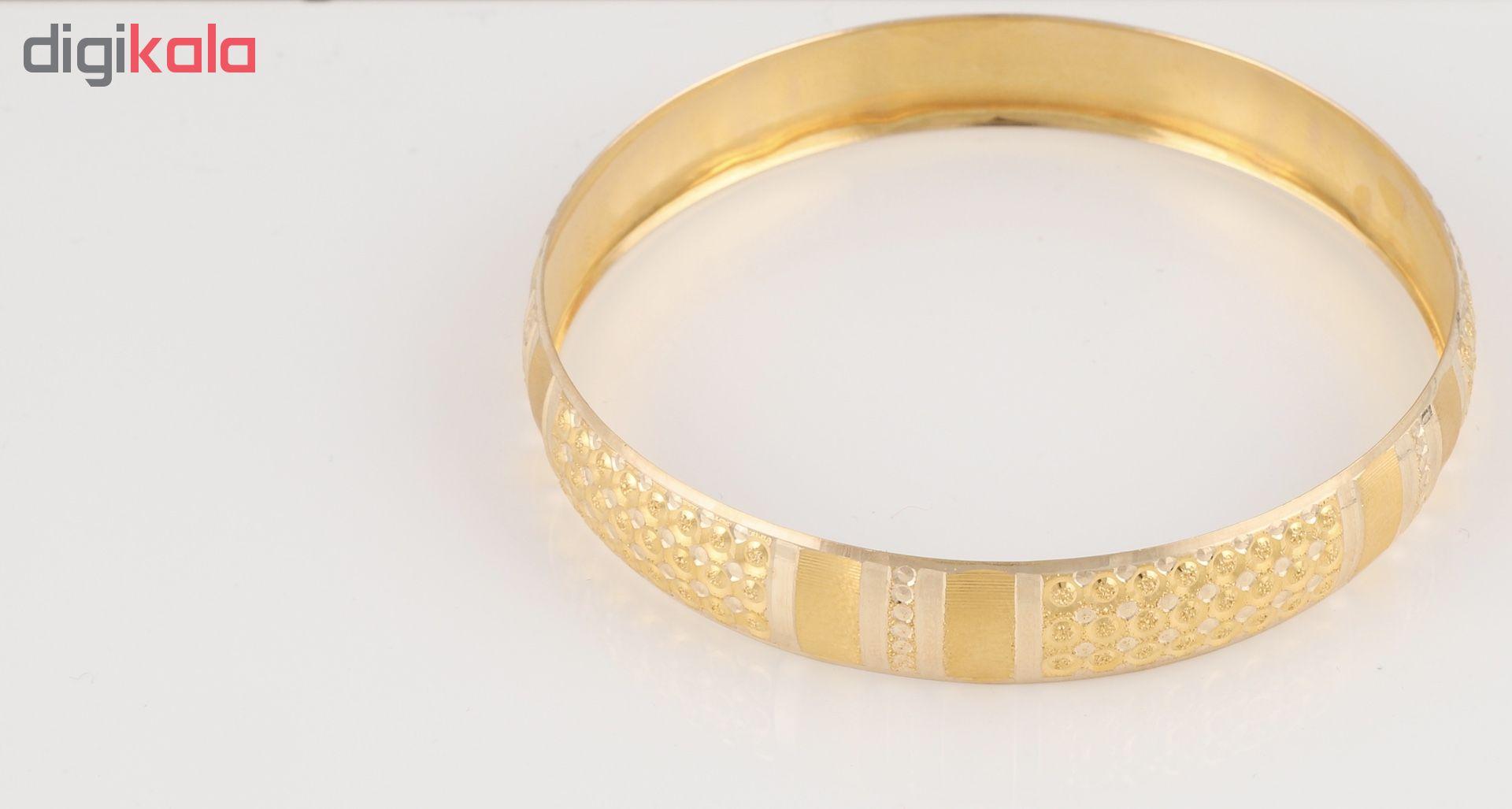 النگو طلا 18 عیار زنانه کد G509