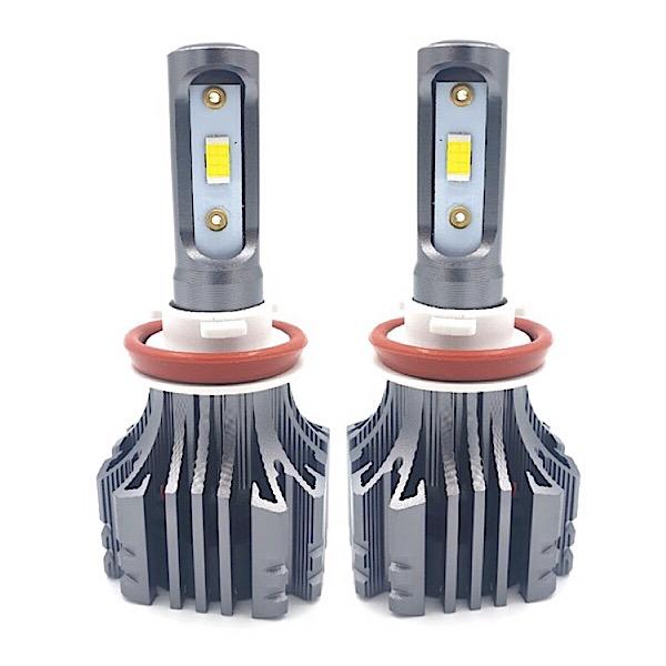 لامپ هدلایت خودرو مدل 9005 D22flip بسته ۲ عددی