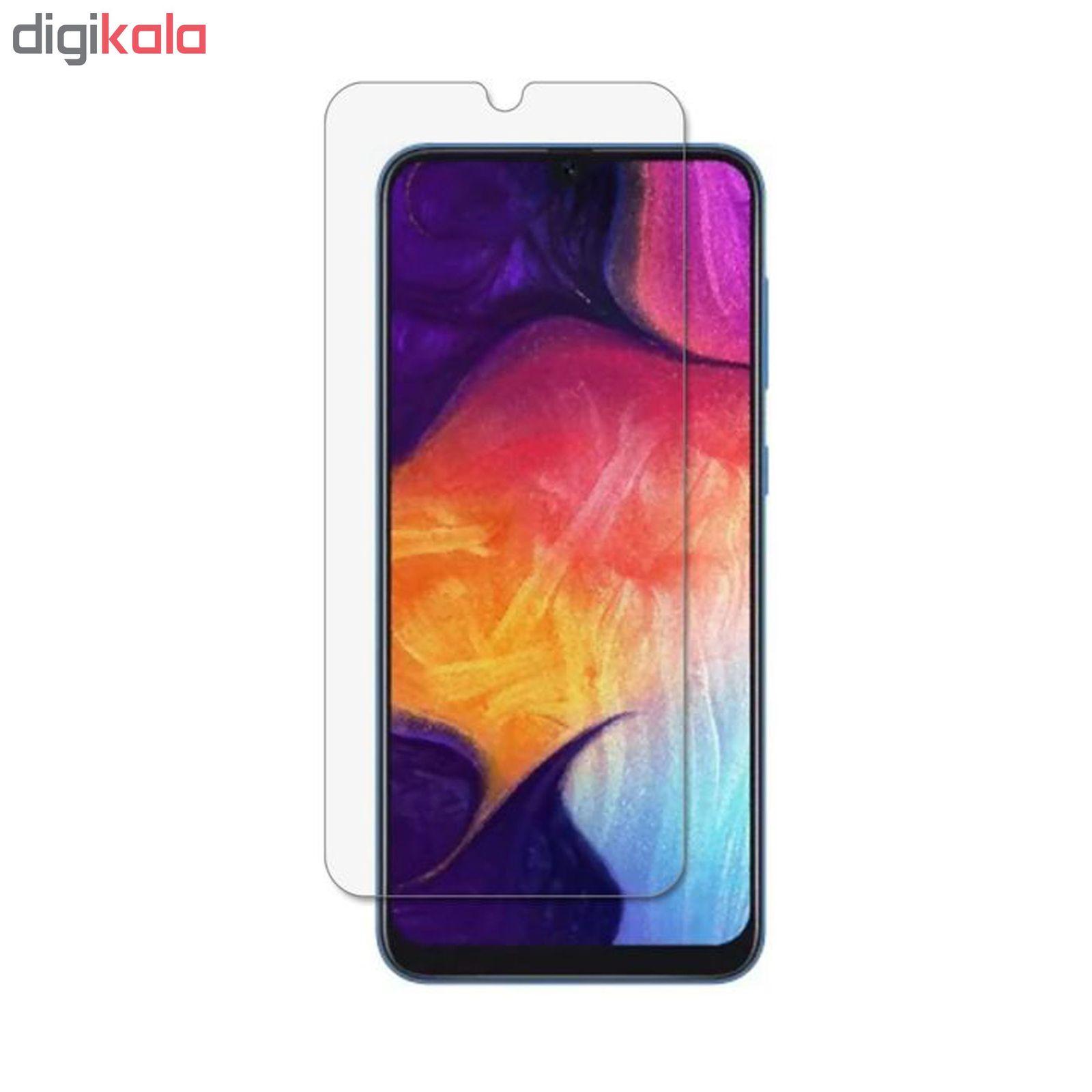 محافظ صفحه نمایش پنتاکس مدل STARK مناسب برای گوشی موبایل سامسونگ Galaxy A50 main 1 2