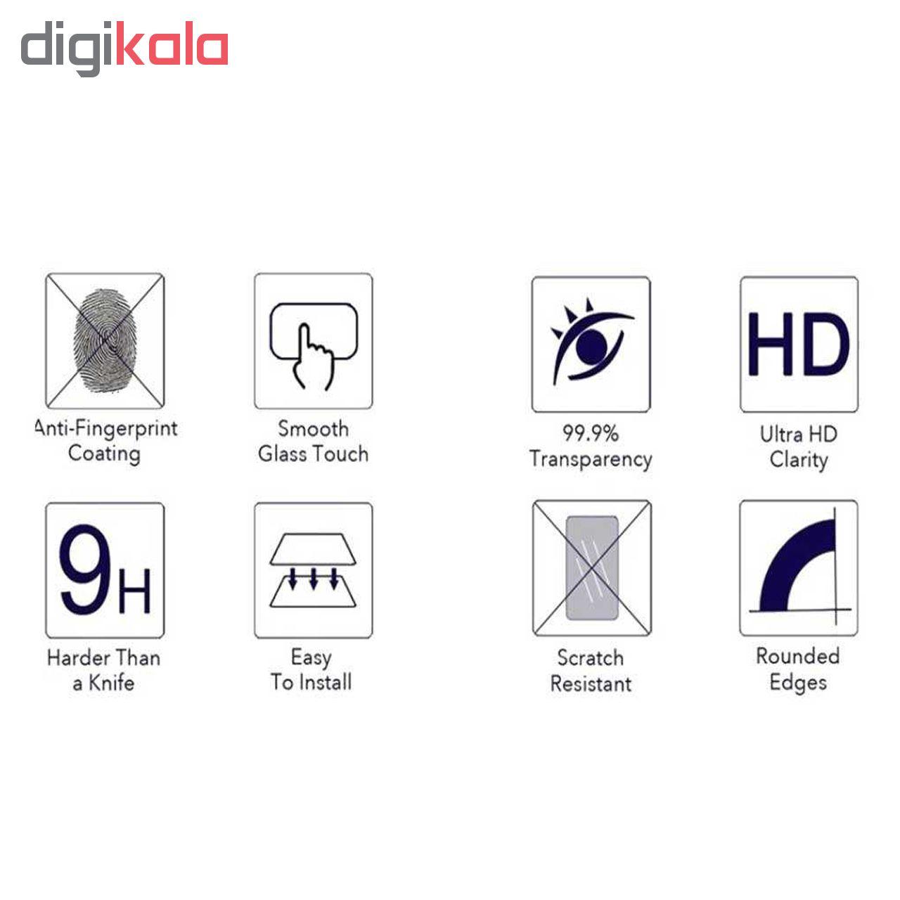 محافظ صفحه نمایش پنتاکس مدل STARK مناسب برای گوشی موبایل سامسونگ Galaxy A50 main 1 3