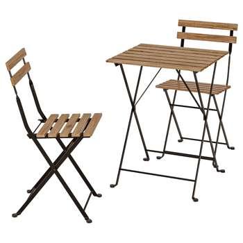 میز و صندلی ناهارخوری ایکیا مدل TARNO