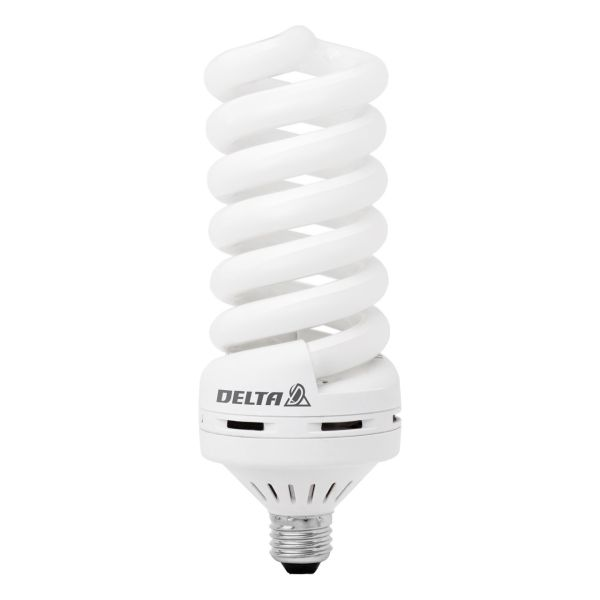 لامپ کم مصرف 55 وات دلتا مدل تمام پیچ پایه E27