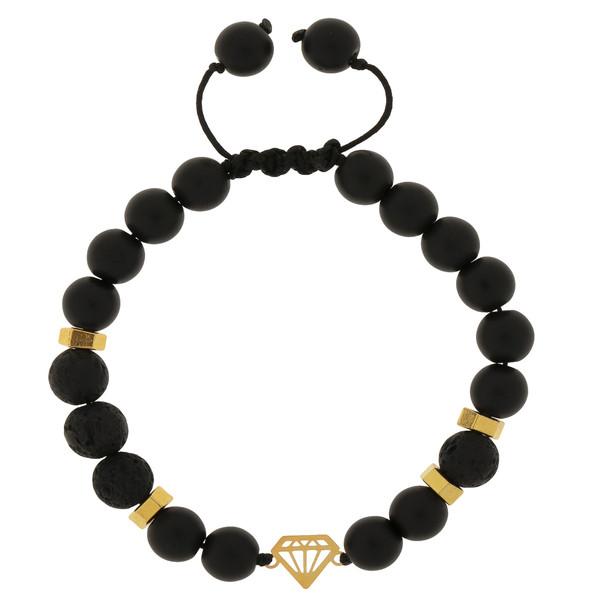 دستبند طلا 18 عیار دخترانه کد 244