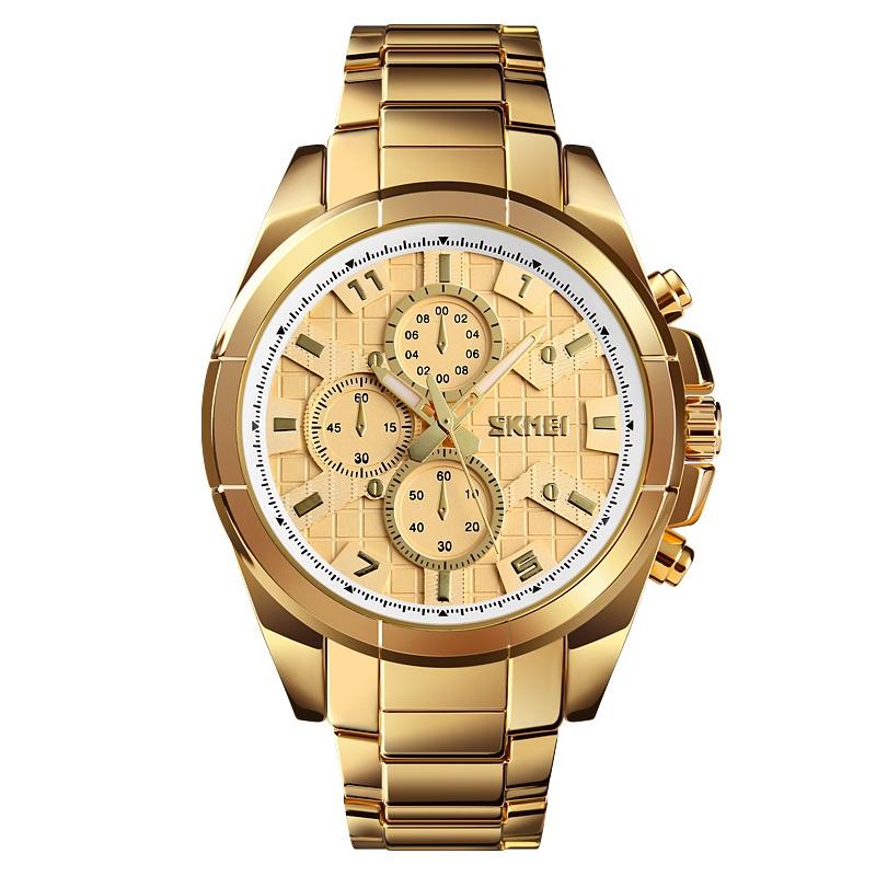ساعت مچی عقربه ای مردانه اسکمی کد 1378G
