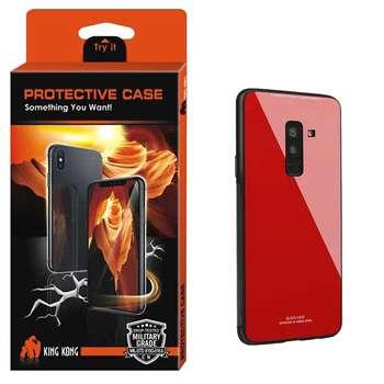 کاور کینگ کونگ مدل P011 مناسب برای گوشی موبایل سامسونگ Galaxy A6 Plus