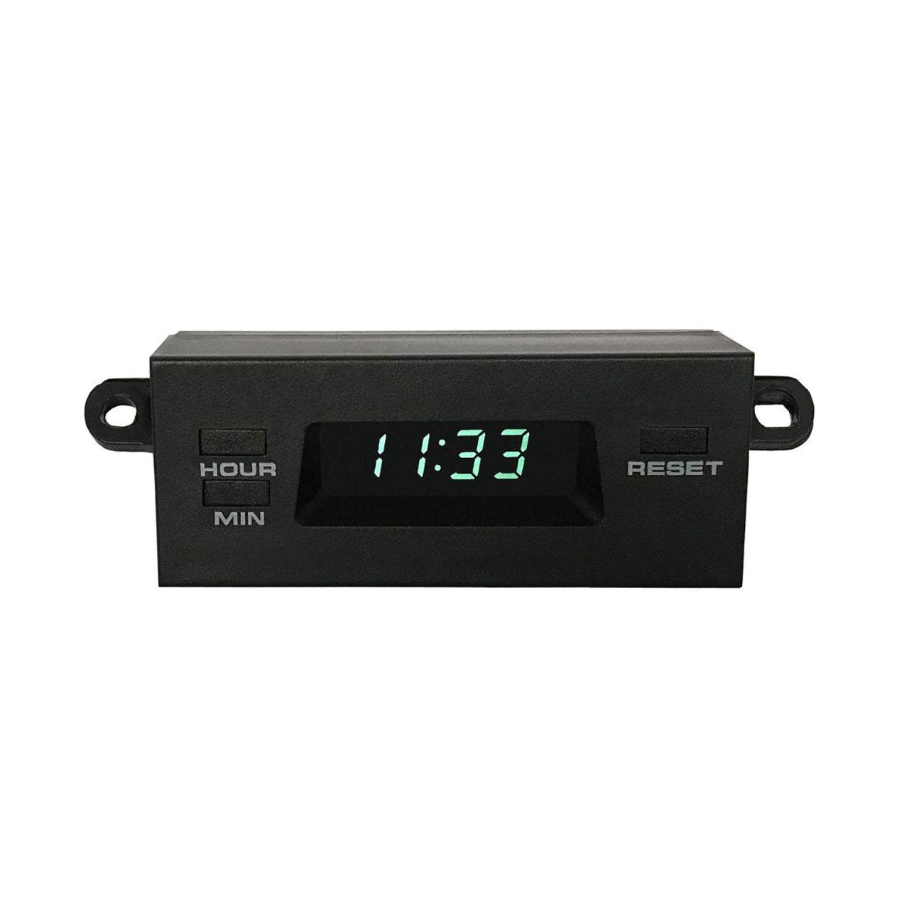 ساعت دیجیتال مدل DC14 مناسب برای پراید