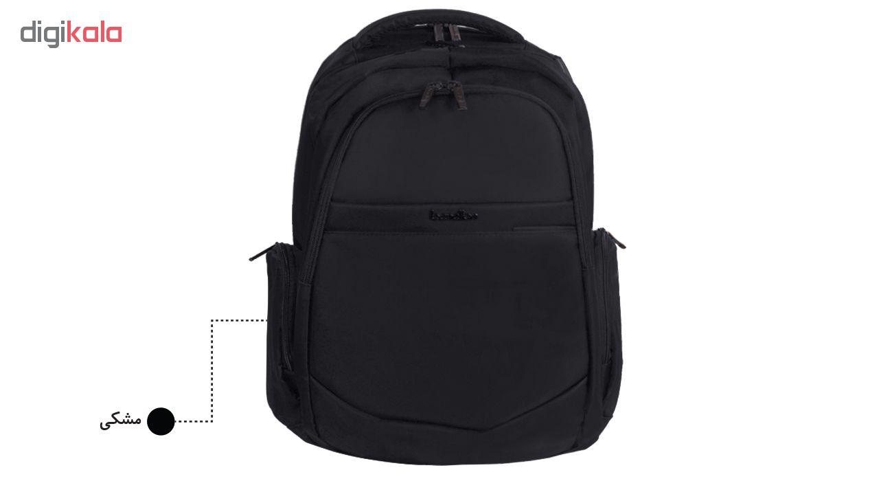 کوله پشتی لپ تاپ کد B331 مناسب برای لپ تاپ 16.4 اینچی