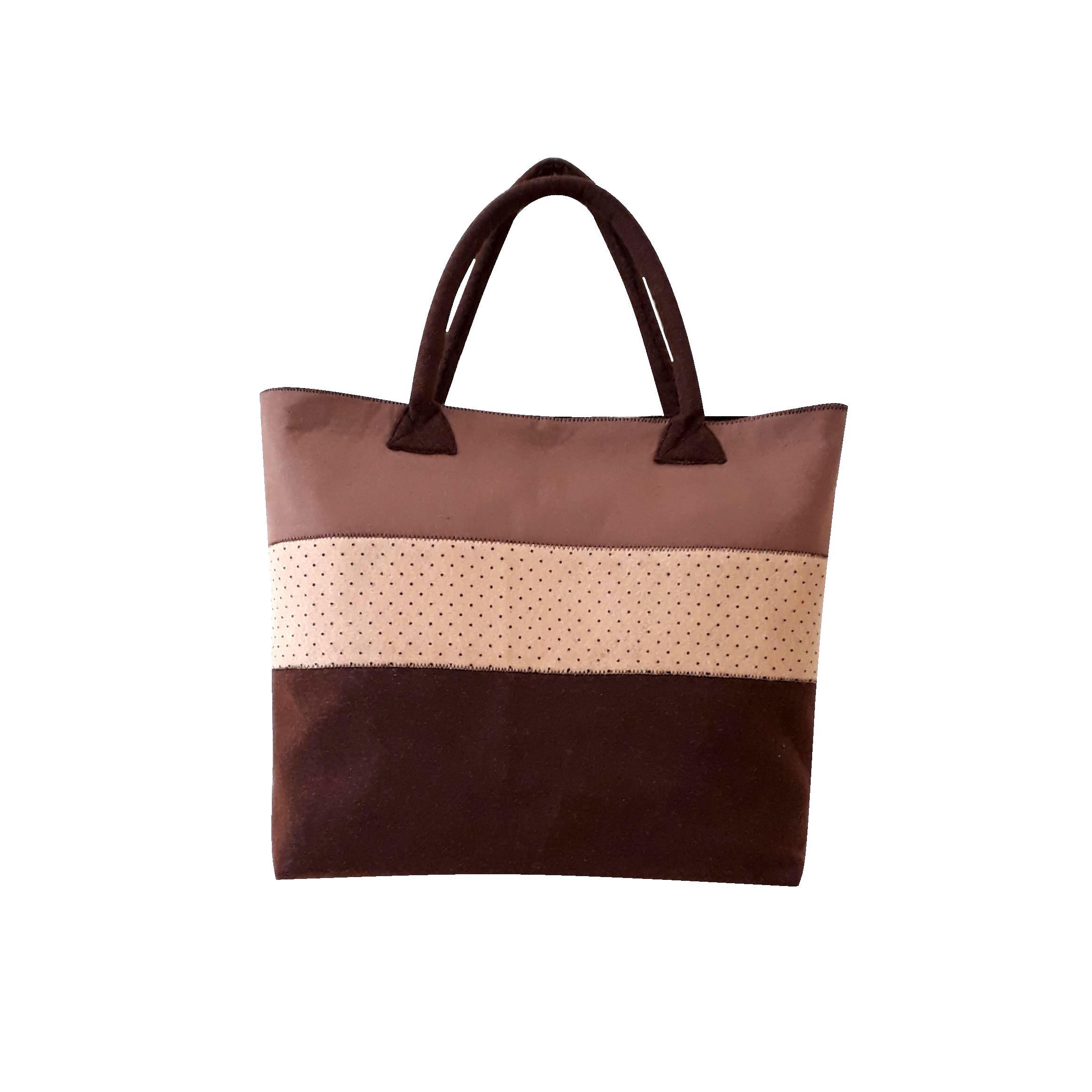 کیف دستی نمدی مدل 01