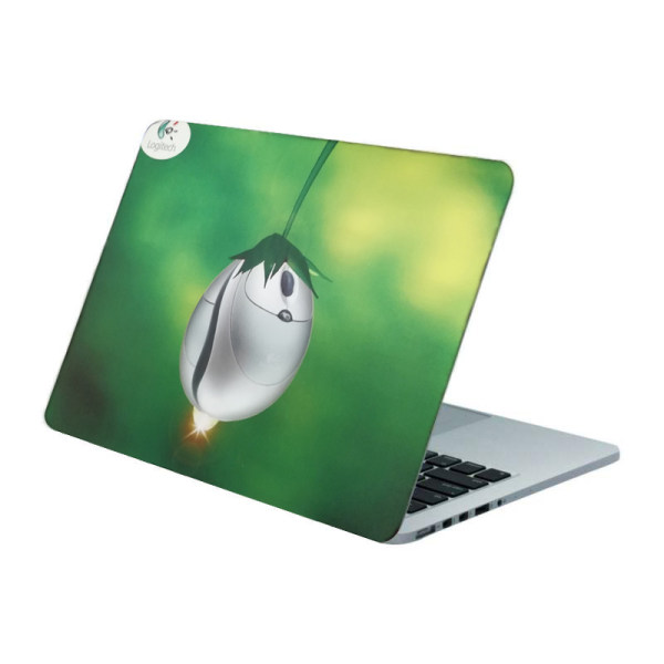 استیکر لپ تاپ طرح ماوس مدل SK02 مناسب برای لپ تاپ 15.6 اینچ