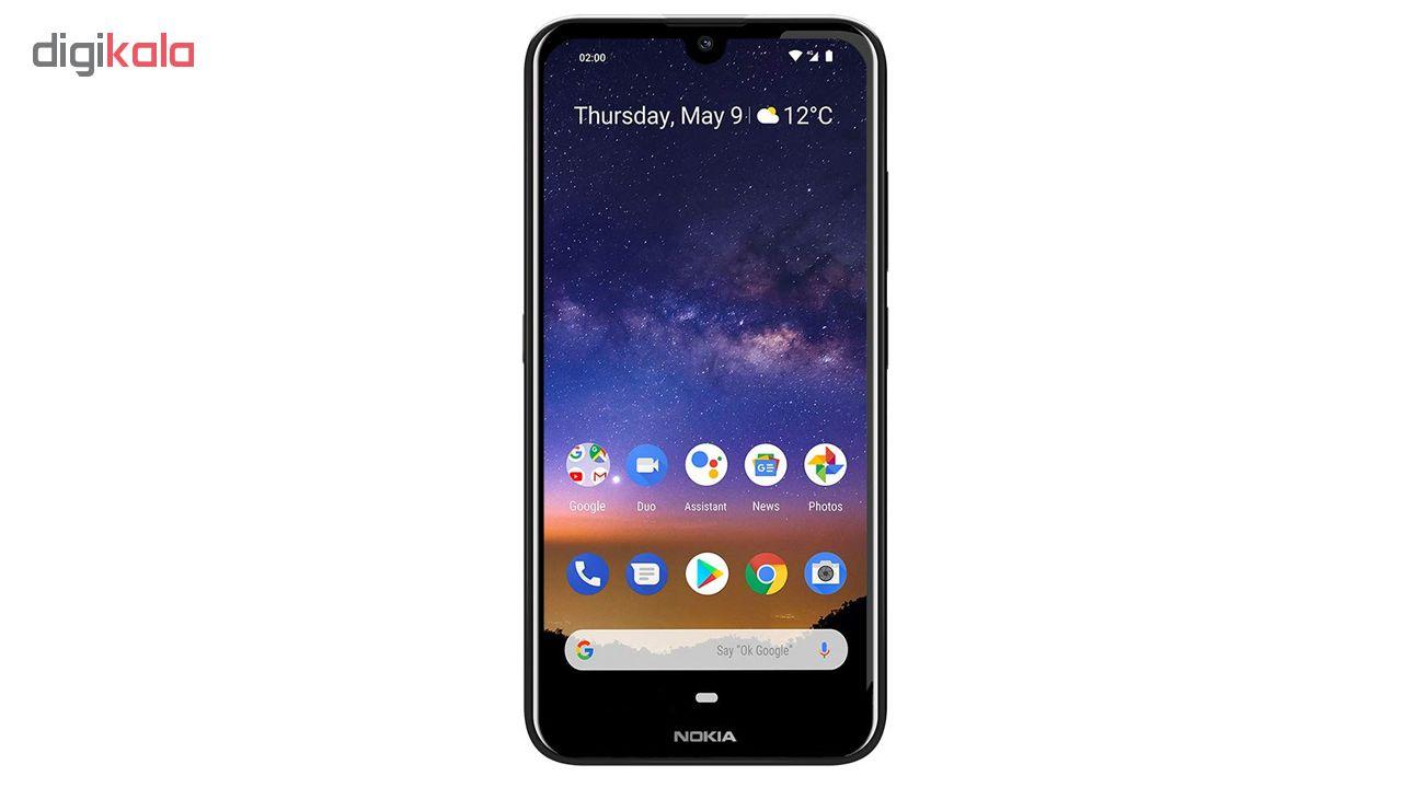 گوشی موبایل نوکیا مدل 2.2 دو سیم کارت ظرفیت 16 گیگابایت - با برچسب قیمت مصرف کننده                             Nokia 2.2 Dual SIM 16GB Mobile Phone