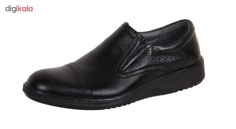کفش روزمره مردانه شهر چرم کد 1-0396760