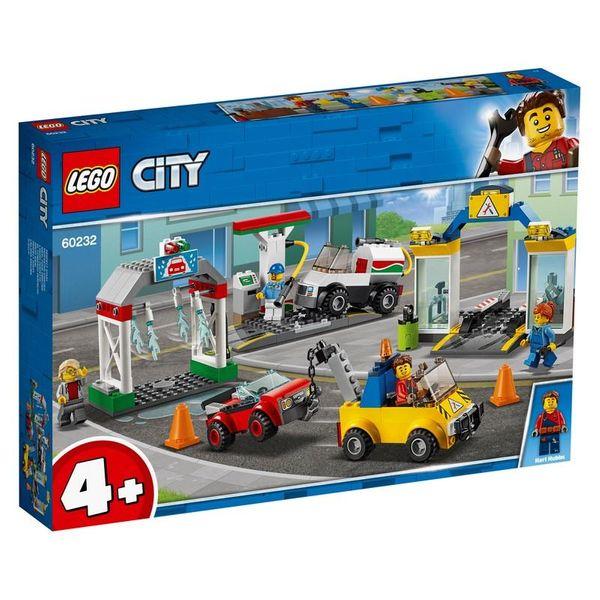 لگو سری City مدل 60232 Garage Center