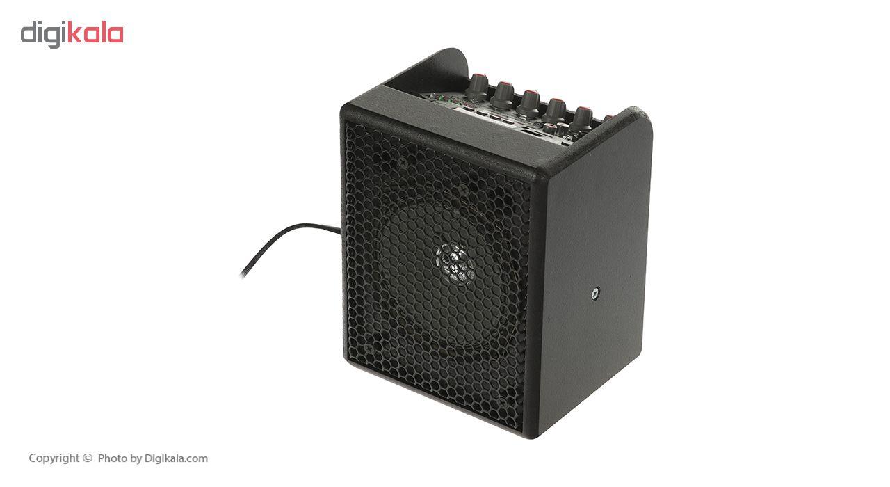 آمپلی فایر قابل حمل نوید الکترونیک مدل PA-M604UB