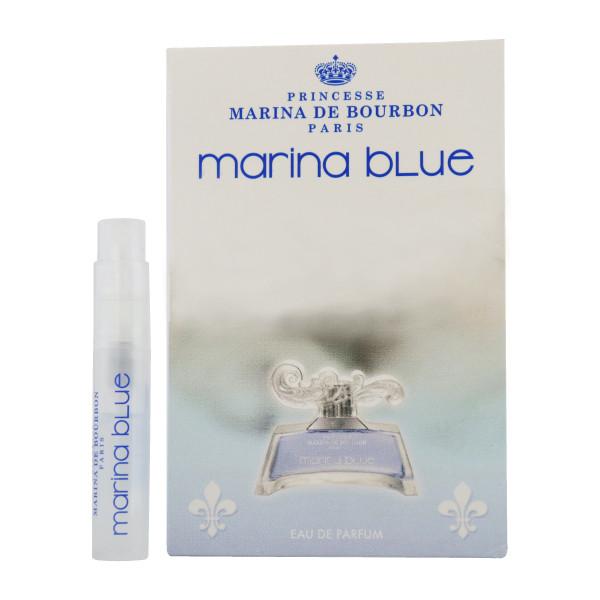عطر جیبی زنانه پرنسس مارینا دو بوربون مدل Marina Blue حجم 1.5 میلی لیتر