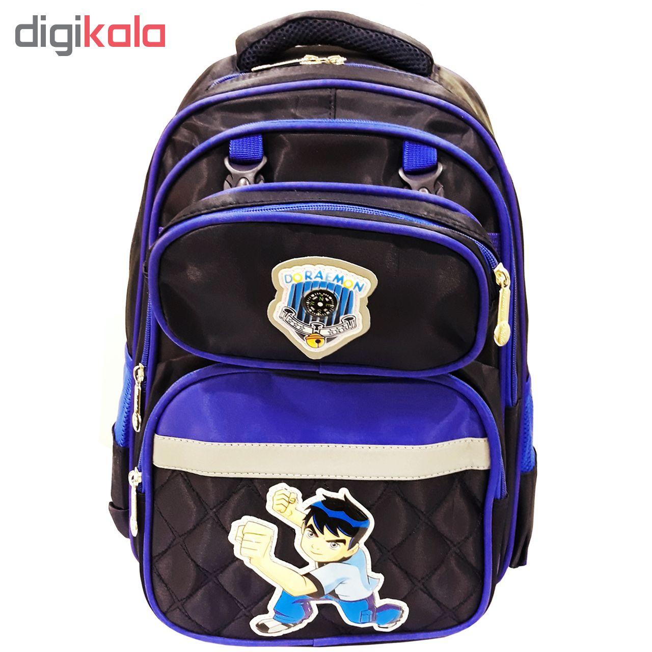 کوله پشتی مدل  Doraemon