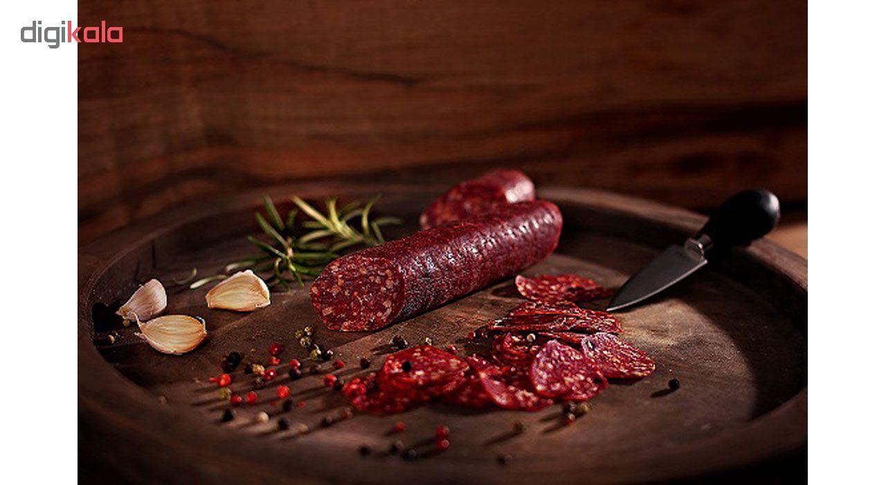 سوسیس تخمیری 97 درصد پپرونی کاپو کاله وزن 200 گرم