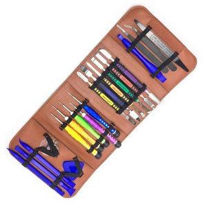 مجموعه ۲۴ عددی ابزار تعمیرات موبایل یاکسون مدل 6126