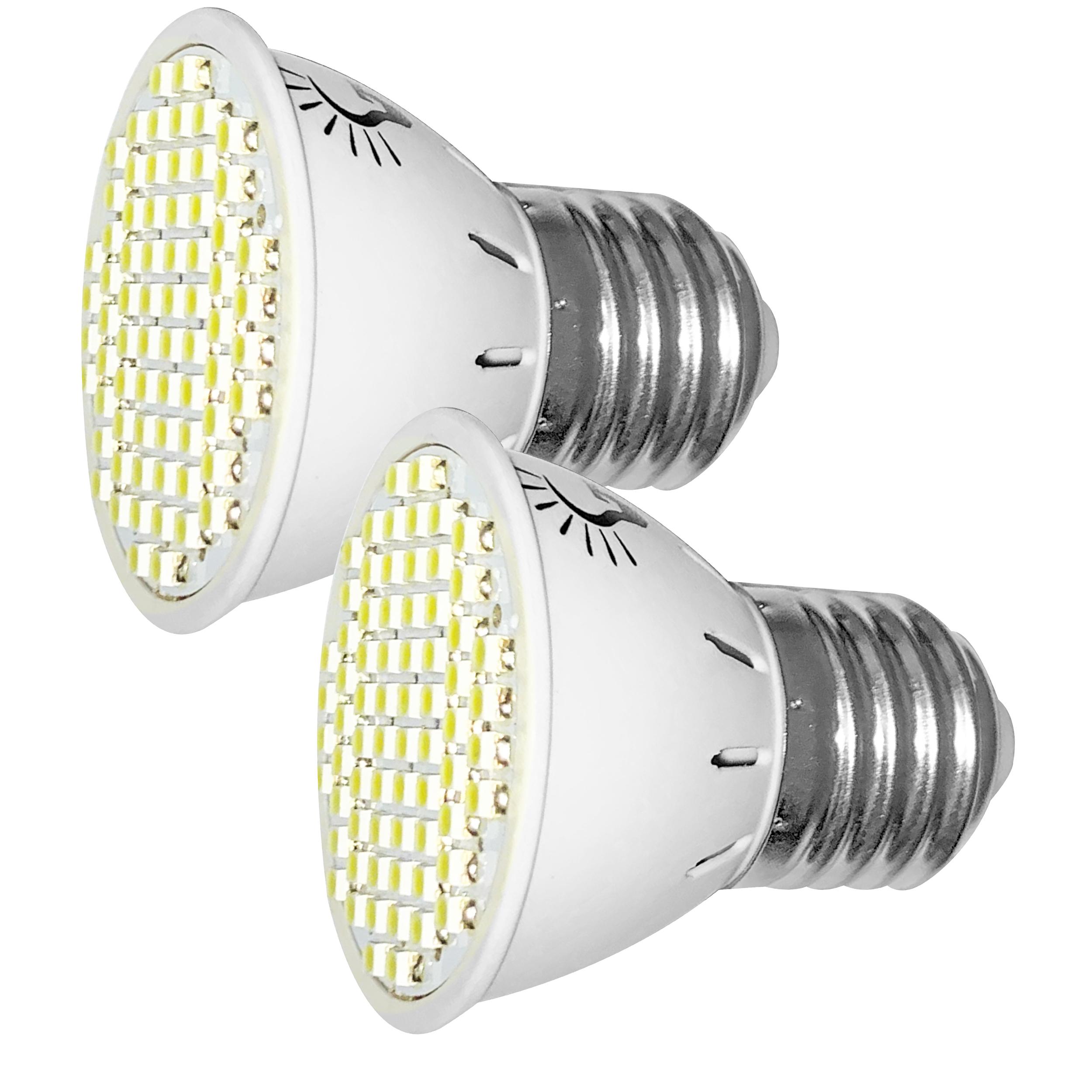 لامپ هالوژن 5 وات اف ای سی مدل 70SMD پایه E27 بسته 2 عددی