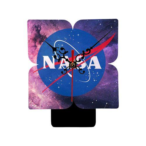 ساعت رومیزی طرح ناسا کد SA-17