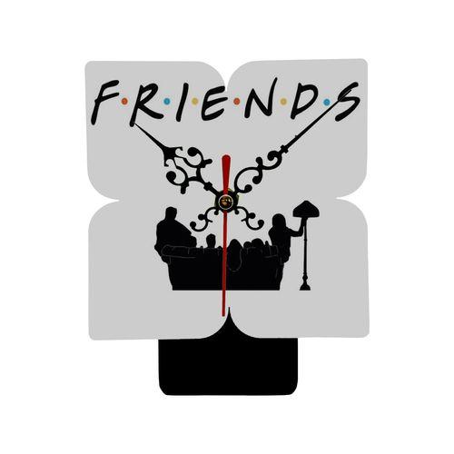 ساعت رومیزی طرح friends کد SA-15
