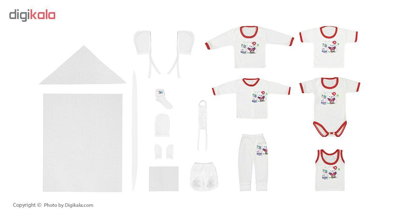 ست 20 تکه لباس نوزاد مینل کد S main 1 1