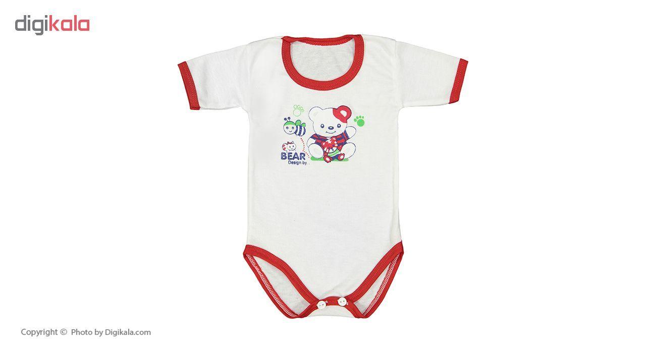 ست 20 تکه لباس نوزاد مینل کد S main 1 7