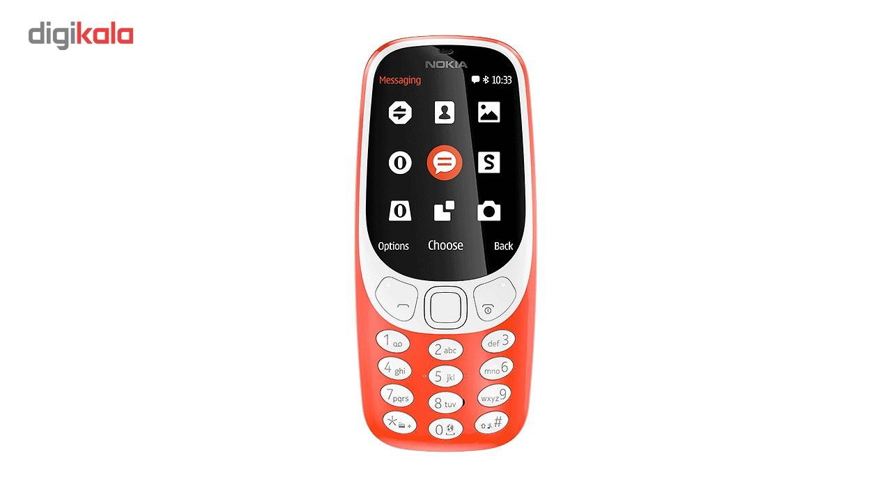 گوشی موبایل نوکیا مدل (2017) 3310 دو سیم کارت - با برچسب قیمت مصرف کننده