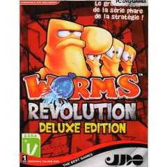 بازی WORMS REVOLUTION DELUXE EDITION مخصوص PC