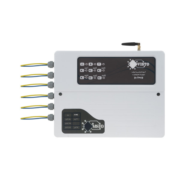 سیستم کنترل پیامکی ویستو مدل EC06