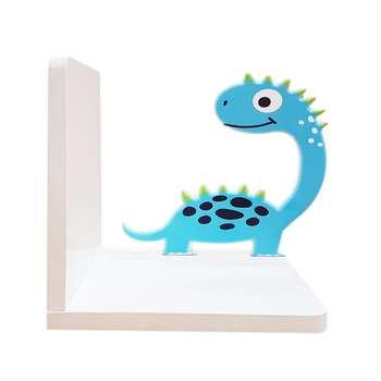 شلف دیواری کودک جیک جیک طرح دایناسور کوچولو