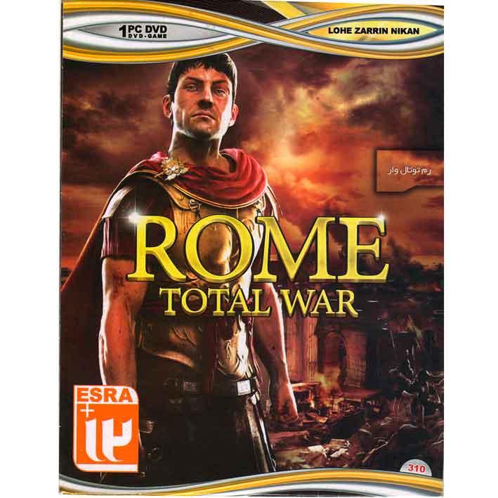 بازی ROME TOTAL WAR مخصوص PC