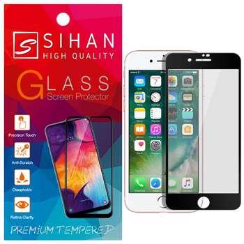 محافظ صفحه نمایش سیحان مدل FG مناسب برای گوشی موبایل اپل iphone 7/8
