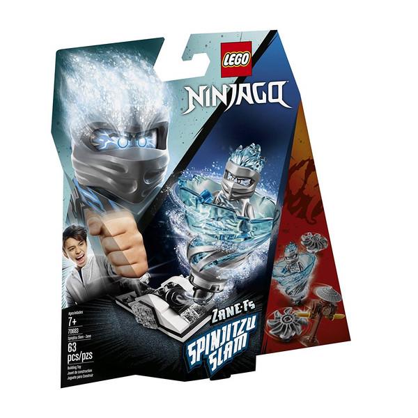 لگو سری Ninjago مدل  70683 Spinjitzu Slam Zane