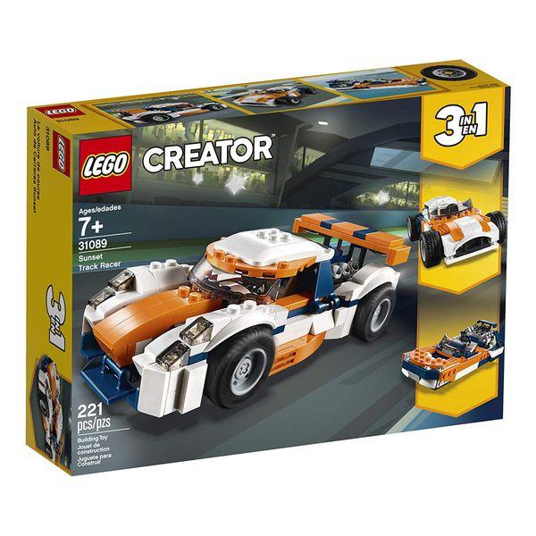 لگو سری Creator مدل 31089 Sunset Track Racer