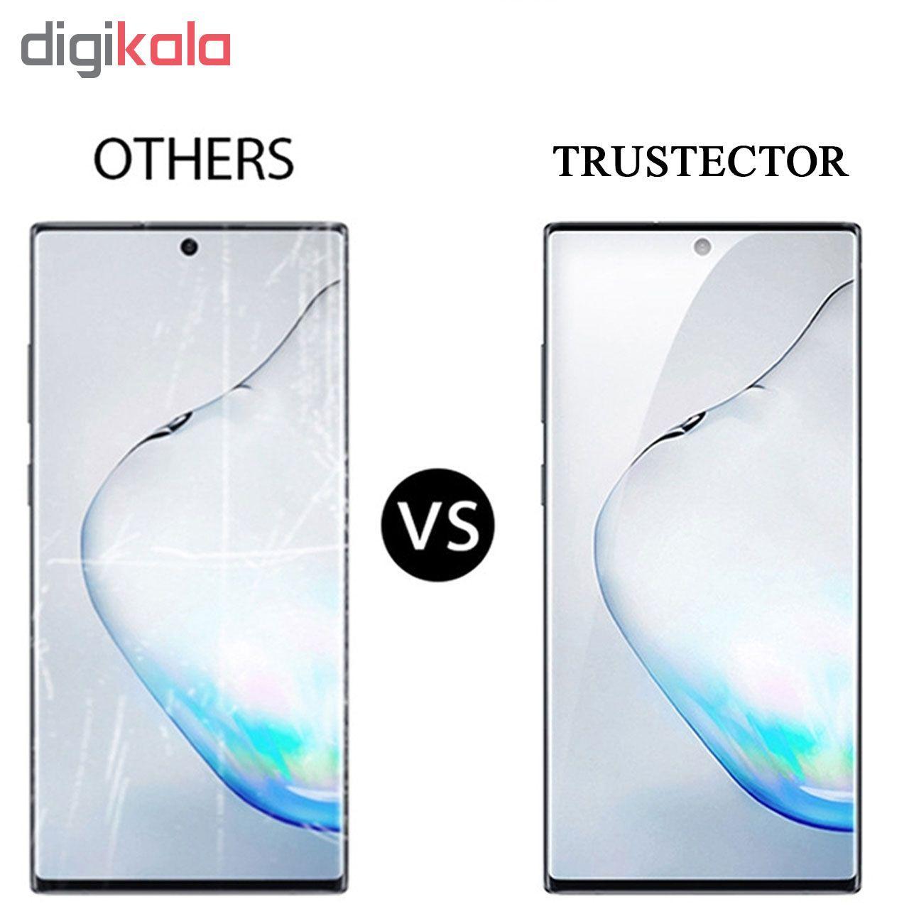 محافظ صفحه نمایش تراستکتور مدل GSS مناسب برای گوشی موبایل سامسونگ Galaxy Note 10 Plus بسته 5 عددی main 1 3