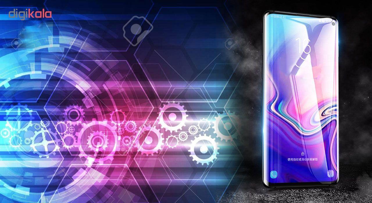 محافظ صفحه نمایش تراستکتور مدل GSS مناسب برای گوشی موبایل سامسونگ Galaxy Note 10 Plus بسته 5 عددی main 1 5