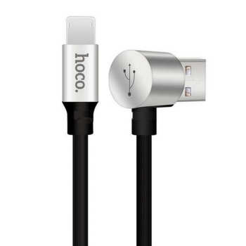 کابل تبدیل USB به لایتنینگ هوکو مدل U18 طول 1.2 متر
