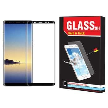 محافظ صفحه نمایش Hard and thick مدل F-001 مناسب برای گوشی موبایل سامسونگ Galaxy Note 8