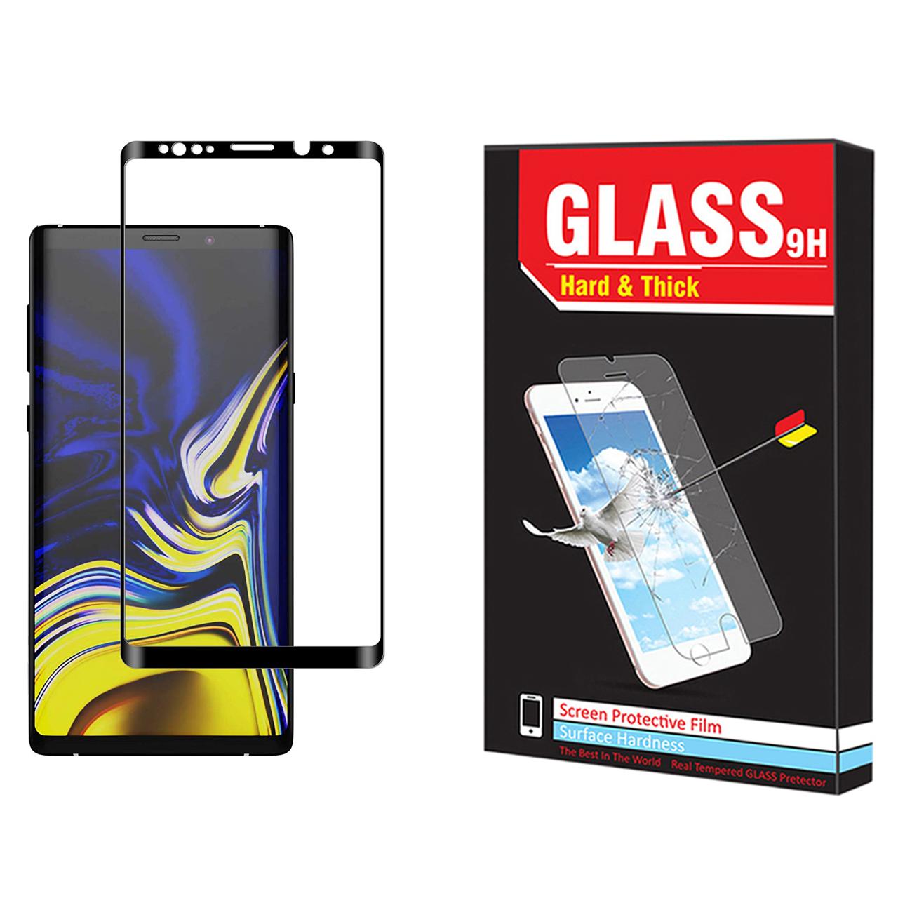 محافظ صفحه نمایش Hard and thick مدل F-001 مناسب برای گوشی موبایل سامسونگ Galaxy Note 9